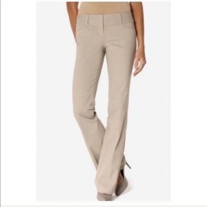 The Limited Drew Fit Natural Stone Pants Size 8